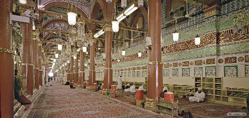 nabawi 02 50 Foto Eksklusif Masjid Nabawi Madinah Pengobat Rindu