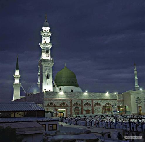 nabawi 04 50 Foto Eksklusif Masjid Nabawi Madinah Pengobat Rindu