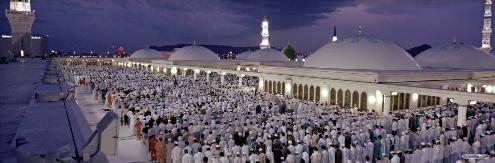 nabawi 07 50 Foto Eksklusif Masjid Nabawi Madinah Pengobat Rindu