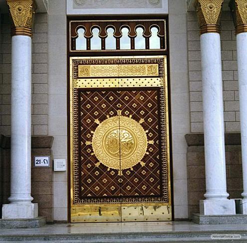 nabawi 09 50 Foto Eksklusif Masjid Nabawi Madinah Pengobat Rindu