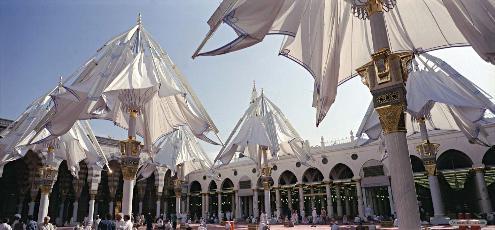 nabawi 12 50 Foto Eksklusif Masjid Nabawi Madinah Pengobat Rindu