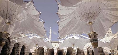 nabawi 13 50 Foto Eksklusif Masjid Nabawi Madinah Pengobat Rindu
