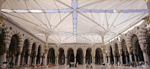 nabawi 14 50 Foto Eksklusif Masjid Nabawi Madinah Pengobat Rindu