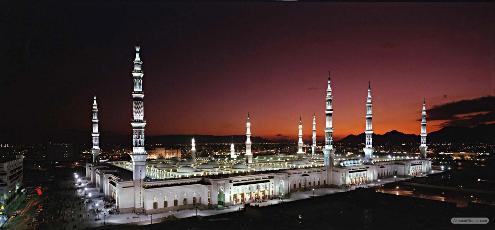 nabawi 15 50 Foto Eksklusif Masjid Nabawi Madinah Pengobat Rindu