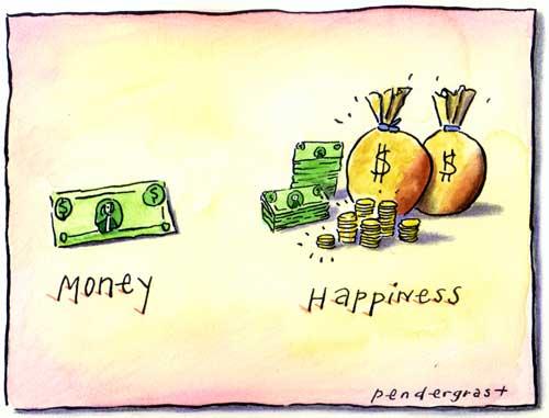 Uang kebahagiaan